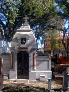 Cemitério da Consolação, Capela Familiar