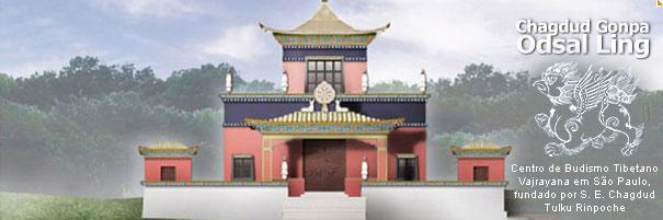 Projeto Templo Odsal Ling, São Paulo