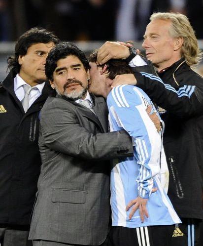 Argentina eliminada