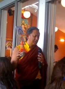 Dzigar Kongtrül Rinpoche