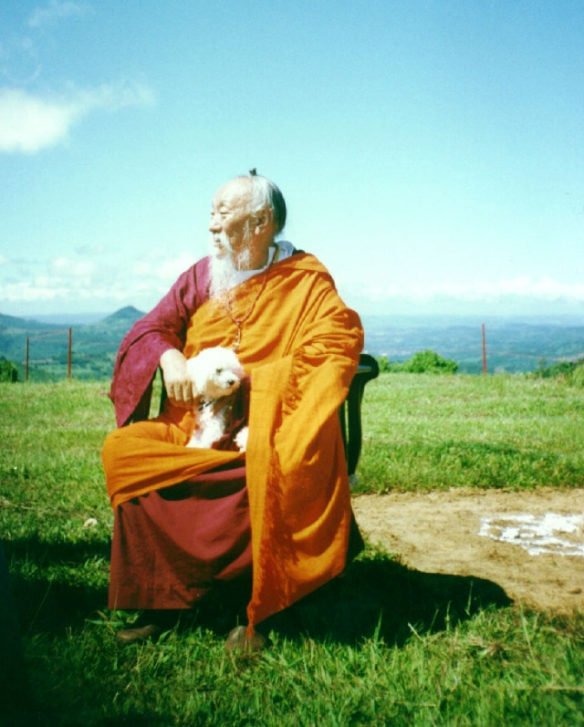 Quotes from Chagdud Tulku Rinpoche