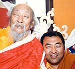 Chagdud Tulku Rinpoche e Jigme Rinpoche