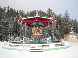 Estatute of Padmasambava - Rigdzin Ling